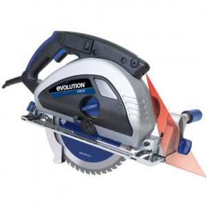 Evolution EVO SAW 230-HDX - Pilarka tarczowa do stali