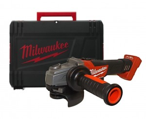 MILWAUKEE M18CAG125X-0X - Szlifierka kątowa + HD-BOX